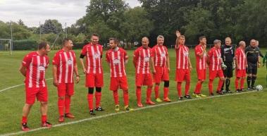 Traditionsmannschaft mit erstem Spiel seit langer Zeit und einem Sieg