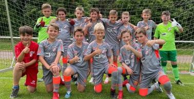 SWE bleibten auch nächste Saison U11-Trikotpartner